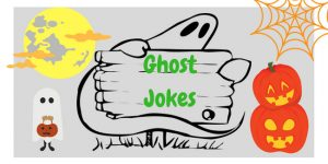 Ghost Jokes Infographic