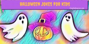 Halloween Jokes For Kids Infographic