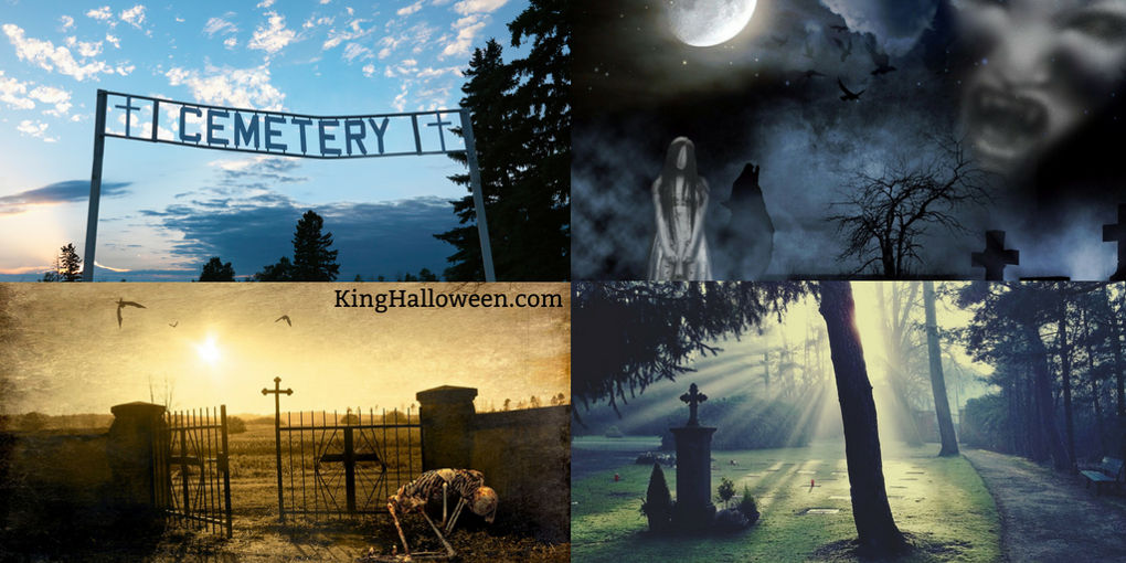 Cemetery Superstitions Graphic