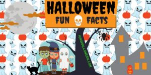 Halloween Fun Facts Infographic
