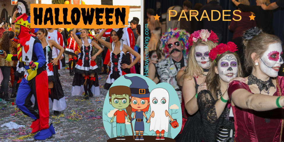 PARADES Halloween Traditions