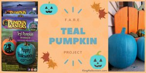 Teal Pumpkin Project Graphic