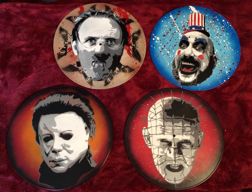 Four Halloween Records