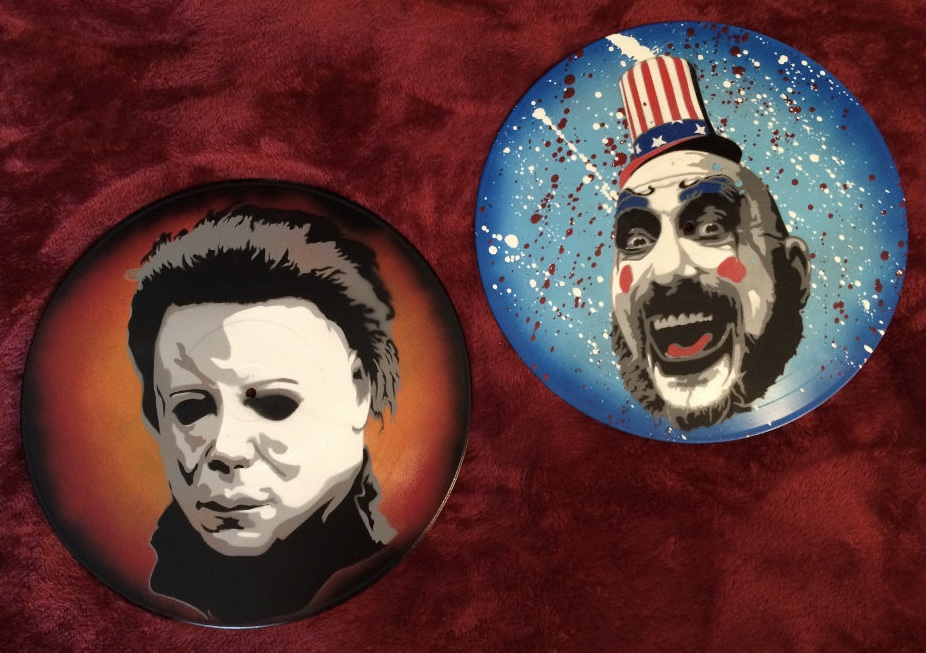 Myers and Captain Halloween Records