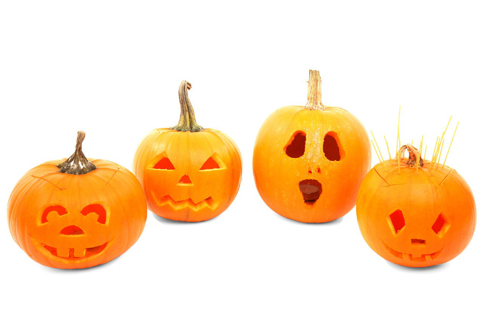 Four Cool Halloween Pumpkin Ideas