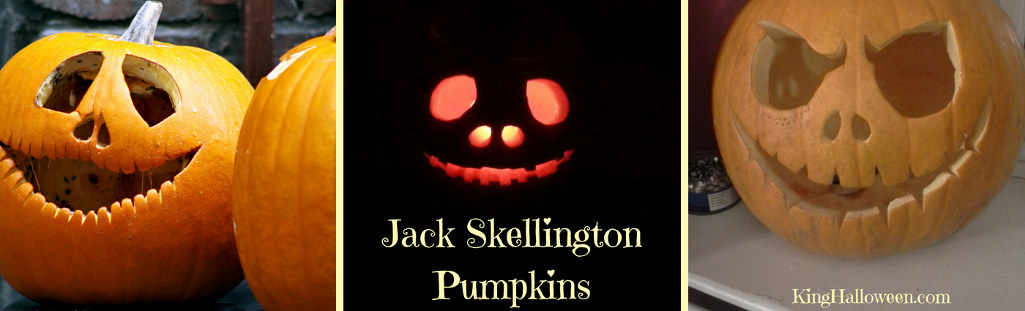 Jack Skellington Pumpkin graphics