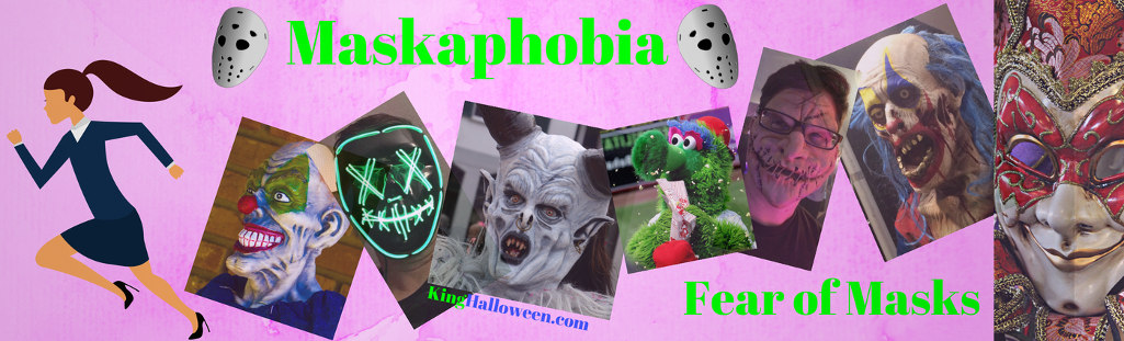 Maskaphobia Graphic Fear of Masks