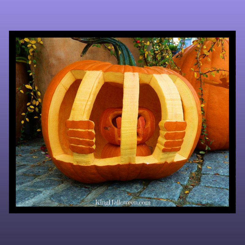 Pumpkin in Prison Graphic