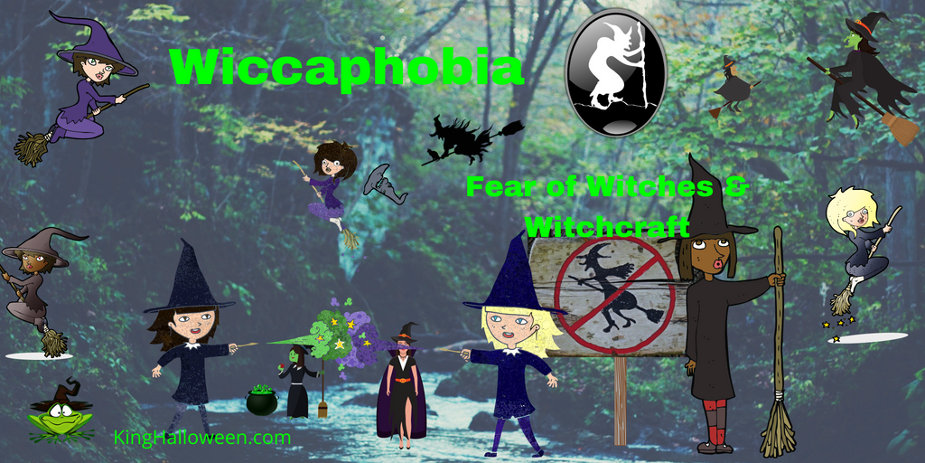 Wiccaphobia fear of witches