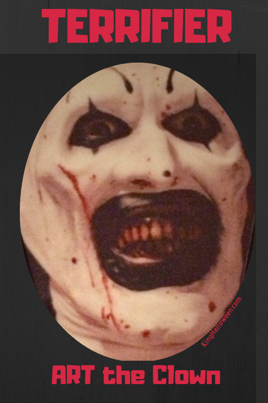 Art the Clown The Terrifier