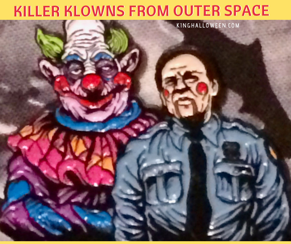 Killer Klowns Jumbo and Mooney
