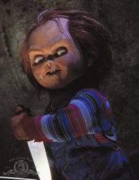Chucky Horror Icons Child's Play