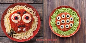 Halloween Pasta Recipes