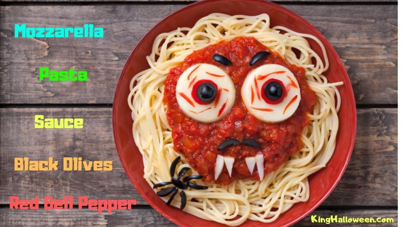 Spaghetti Monster Ingredients List