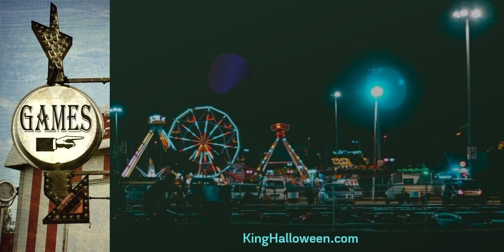 Carnival Scary Riddles Grad