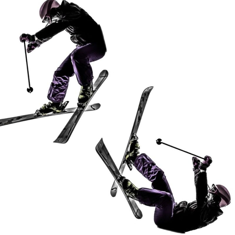 Ski Accident Riddle