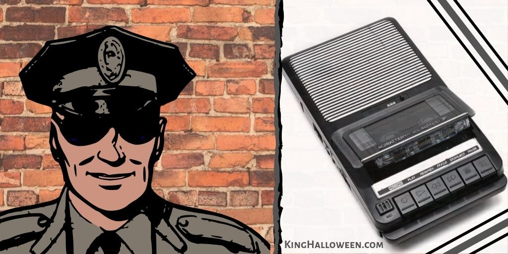 Tape Recorder Killer Riddle